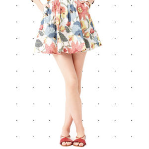 NWT Kate Spade Saturday full skirt in Photo Floral